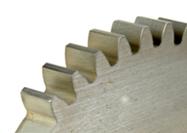ARCUT Detail Schnittgütewasserstrahlgeschnittenes STAHL-Zahnrad dür in Walzwerk